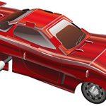 Smithsonian Mini 4″ Sports Car 3D Build & Play Motorized Puzzle