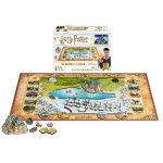 Harry Potter The Wizarding World 4D Puzzle with 3 Layers & Over 890Piece, Collector Puzzle for The Ultimate Harry Potter Fan!