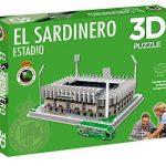 ELEVEN FORCE 3D Puzzle El Sardinero Stadium (10797)