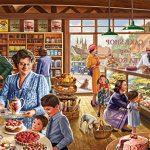 White Mountain Puzzles Cake Shop, 1000 Piece Jigsaw Puzzle
