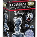 Original 3D Crystal Puzzle - Mickey Mouse, 2nd edition