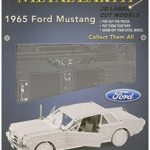 Fascinations Metal Earth 1965 Ford Mustang 3D Metal Model Kit