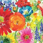 Ravensburger Abundant Blooms 1000 Piece Jigsaw Puzzle for Adults - Every Piece is Unique, Softclick Technology Means Pieces Fit Together Perfectly