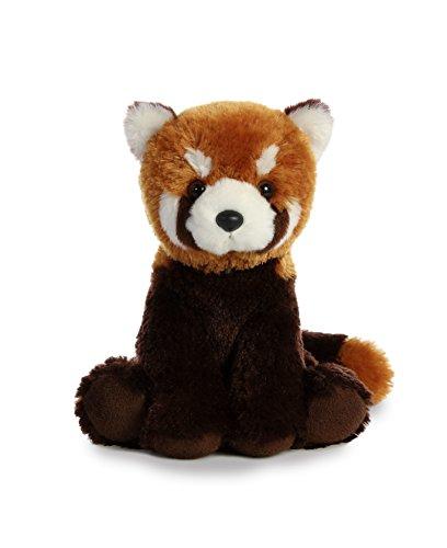Aurora World Destination Nation Red Panda Plush, Brown, Small
