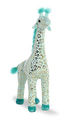 Aurora World Safari Collection Plush Aquamarine Giraffe