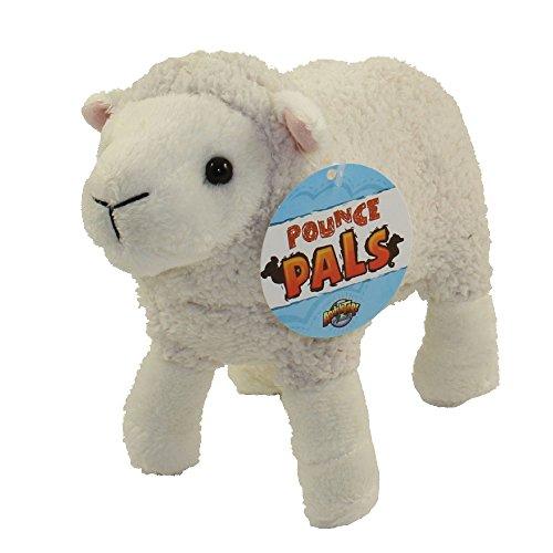 Sheep Pounce Pal Plush Stuffed Animal