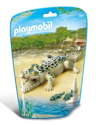 PLAYMOBIL Alligator with Babies