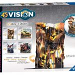 Ravensburger 4S Vision Transformers Cats Slot Fit 3D Puzzle [Optimus Prime & Bumblebee]