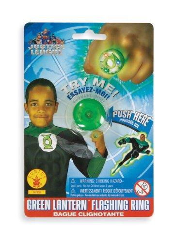 Rubie's Costume Co Green Lantern Ring Costume