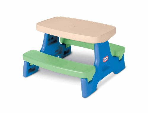 Little Tikes Easy Store Jr. Play Table [Amazon Exclusive]