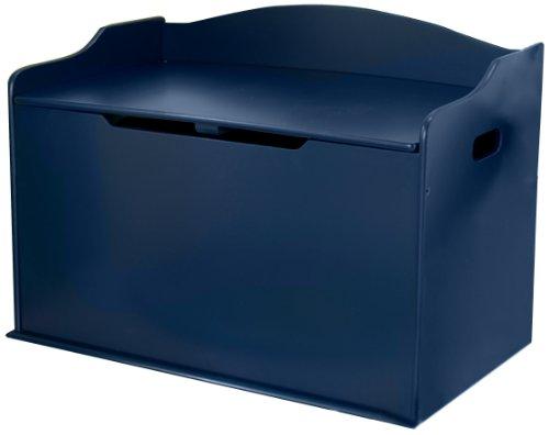 KidKraft Austin Toy Box, Blueberry