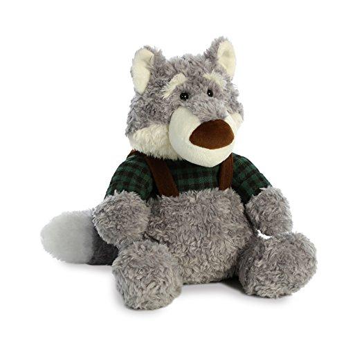 Aurora World Lumberjack Wolf