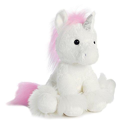 Aurora World Dreaming of You Plush Unicorn, White, 12