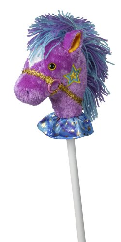 Mary Meyer Fancy Prancer Stick Horse, Precious Pony, 33-Inches