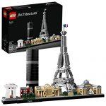 LEGO Architecture Skyline Collection 21044 Paris Building Kit , New 2019 (649 Piece)