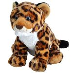 Wild Republic Jaguar Cub Plush, Stuffed Animal, Plush Toy, Gifts for Kids, Cuddlekins 12 Inches