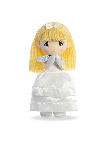 Aurora World Precious Moments Plush Toy Doll, Precious Faith Doll