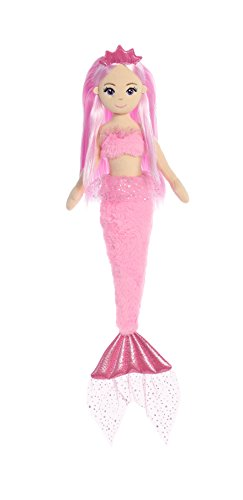 Aurora World Sea Sparkles Ice Shimmers Mermaid, Pink