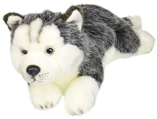 B. Boutique 7PLSH283 Husky Stuffed Animal Plush Toy, 12