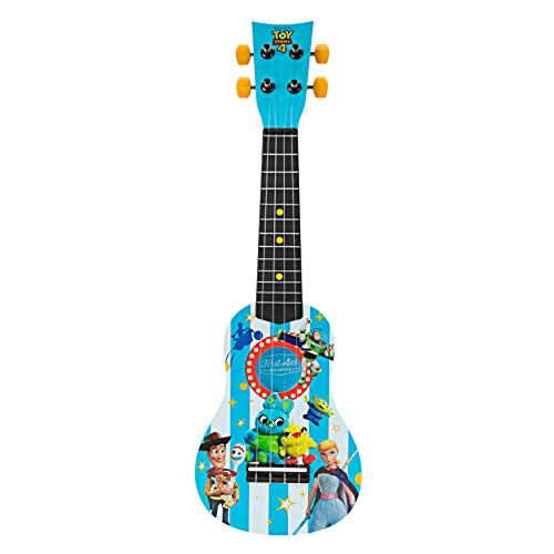 First Act Discovery Toy Story 4 Ukulele, Blue