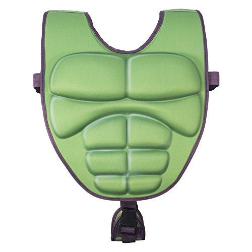 SwimWays Scultped Hulk Swim Vest, Medium/Large