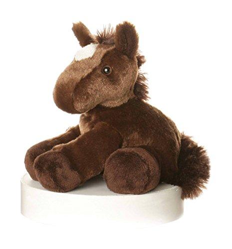 Aurora World 16486 8-Inch Mini Flopsies Chestnut Horse Toy