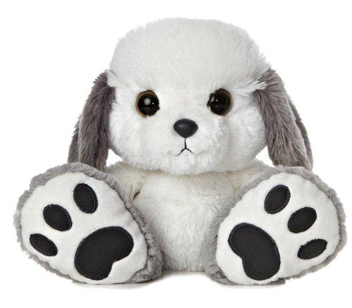 Aurora World Taddle Toes Babble Dog Plush, 10