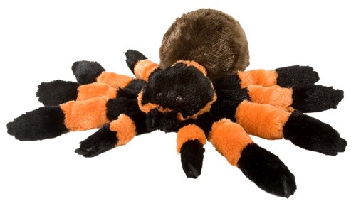 Wild Republic Tarantula Plush, Stuffed Animal, Plush Toy, Gifts for Kids, Cuddlekins 12 Inches