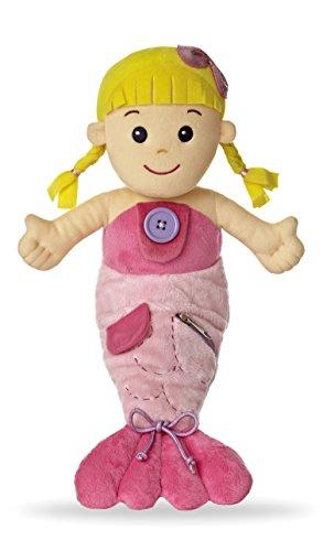 Aurora World My Activity Doll Mermaid Plush