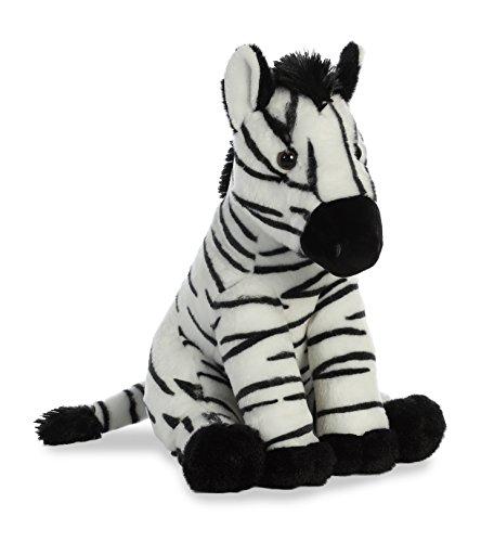 Aurora World Destination Nation Plush Zebra