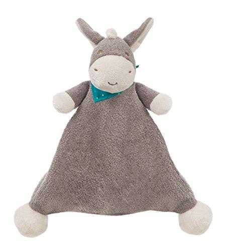 Aurora World 60899 Dippity Donkey Plush Blankie Toy, 11-Inch
