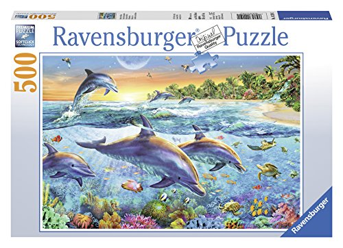 Ravensburger Dolphin Cove 500 Piece Puzzle