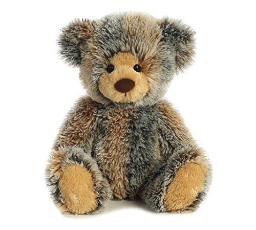 Aurora World Plush Bear, Brindle, Medium