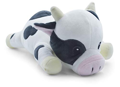 Plush Town Moo Moo Cow - Soft and Cuddly Plush Cow - 12