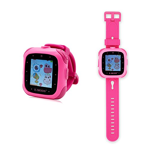 Kid's Smart Watch, Educational Smartwatch with Camera and Games, 1.5