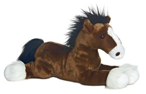 12 Captain Horse Flopsie by AURORA