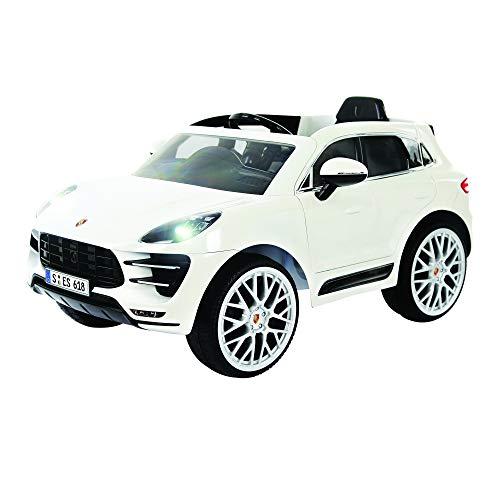 Rollplay 6 Volt Porsche Macan Ride On Toy, Battery-Powered Kid's Ride On Car