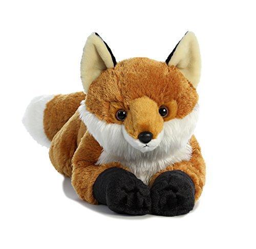 Aurora World Super Flopsie Toy Fox Plush, 27.5