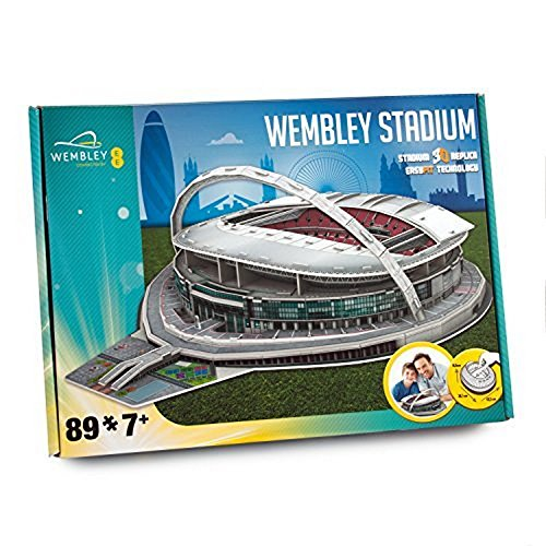 Nanostad England Wembley Stadium 3D Puzzle